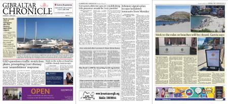Gibraltar Chronicle – 07 May 2020