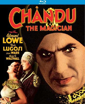 Chandu the Magician (1932)