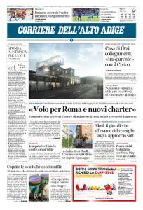 Corriere dell'Alto Adige – 17 settembre 2019