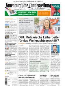 Lauenburgische Landeszeitung - 03. November 2017