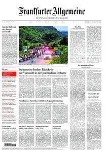 Frankfurter Allgemeine Zeitung F.A.Z. - 09. Juli 2018