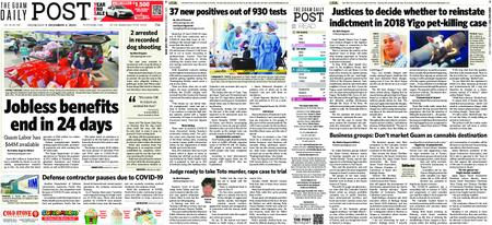 The Guam Daily Post – December 02, 2020