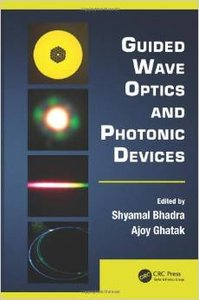 Guided Wave Optics and Photonic Devices (repost)