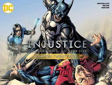 Injustice - Gods Among Us - Year Five 025 2016 digital