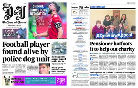 The Press and Journal Moray – February 25, 2019