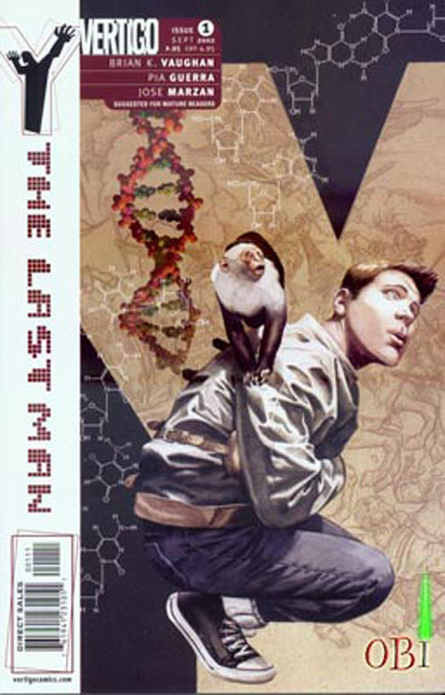 Y - The Last Man (Complete 1 - 60)
