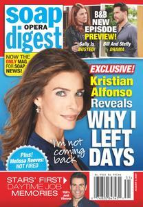 Soap Opera Digest - August 03, 2020