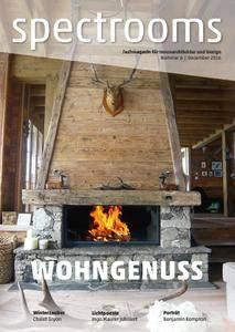 Spectrooms Magazin - Dezember 2016