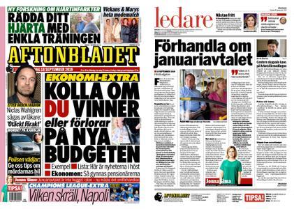 Aftonbladet – 18 september 2019