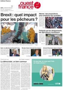 Ouest-France Édition France – 09 octobre 2019