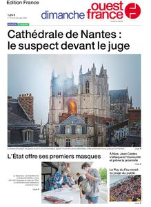Ouest-France Édition France – 26 juillet 2020
