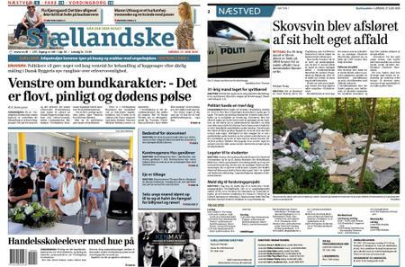 Sjællandske Næstved – 27. juni 2020