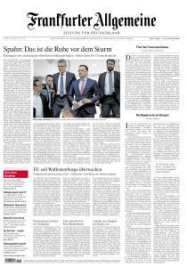 Frankfurter Allgemeine Zeitung - 27 März 2020