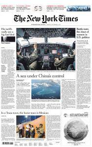 International New York Times - 24 September 2018