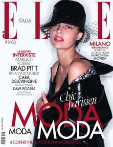 Elle Italia – 28 settembre 2019