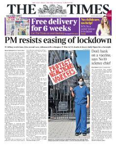 The Times - 20 April 2020