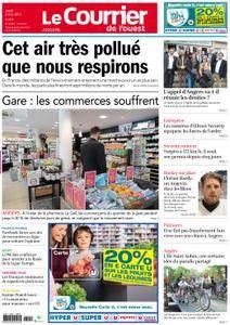 Le Courrier de l'Ouest Angers - 03 mai 2018