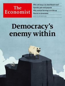 The Economist Latin America – 31 August 2019