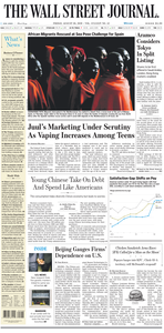 The Wall Street Journal – 30 August 2019