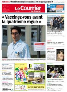 Le Courrier de l'Ouest Cholet – 05 juillet 2021