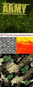 Vectors - Creative Grunge Backgrounds 17