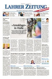 Lahrer Zeitung - 10. Oktober 2019