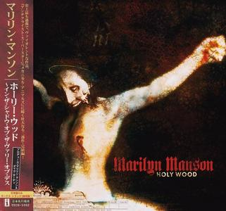 Marilyn Manson - Holy Wood (In The Shadow Of The Valley Of Death) (2000) [Japanese Edition]