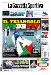 La Gazzetta dello Sport – 19 gennaio 2020