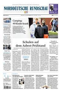 Norddeutsche Rundschau - 20. September 2019
