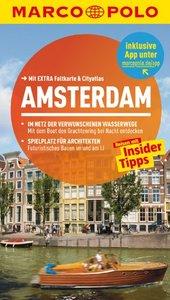 MARCO POLO Reiseführer Amsterdam, Auflage: 16 (Repost)