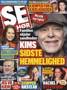 SE og HØR – 16. januar 2019