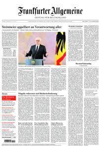 Frankfurter Allgemeine Zeitung F.A.Z. - 21. November 2017