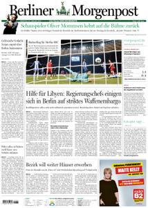Berliner Morgenpost – 20. Januar 2020