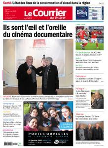 Le Courrier de l'Ouest Angers – 20 janvier 2020