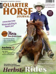 Quarter Horse Journal - Oktober 2017