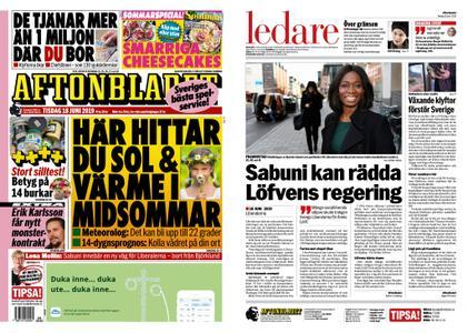 Aftonbladet – 18 juni 2019