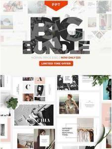 CreativeMarket - PPT BIG BUNDLE