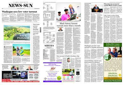 Lake County News-Sun – February 28, 2019