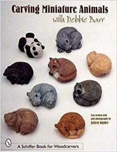 Carving Miniature Animals (Repost)