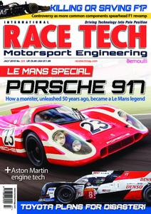 Race Tech – June 2019