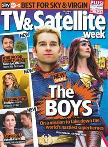 TV & Satellite Week - 20 July 2019