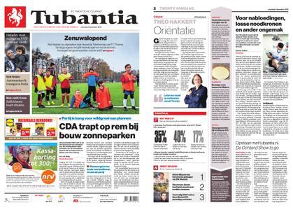 Tubantia - Enschede – 03 december 2018