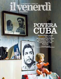 Il Venerdi di Repubblica - 15 Novembre 2019