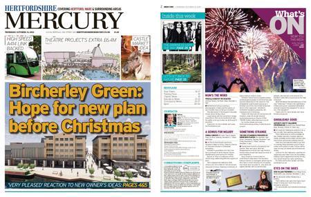 Hertfordshire Mercury – October 31, 2019