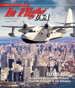 In Flight USA - August 2021