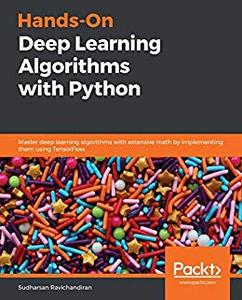 Hands On Deep Learning Algorithms with Python