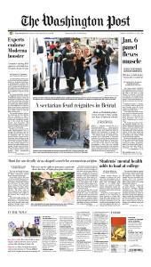 The Washington Post - October 15, 2021
