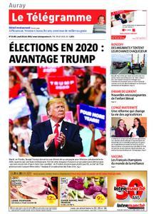 Le Télégramme Auray – 20 juin 2019