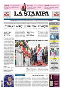 La Stampa Imperia e Sanremo - 12 Ottobre 2019
