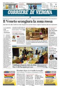 Corriere di Verona – 12 gennaio 2021